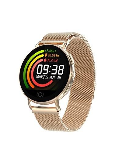 MF Product MF Product Wear 0260 Akıllı Saat Gold Altın